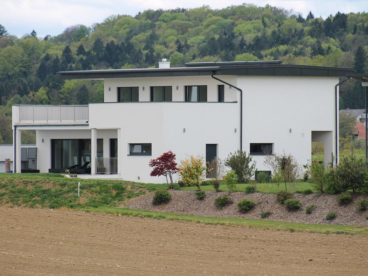 Toskana haus mit flachdach eine vielzahl von traumhaus for Haus flachdach