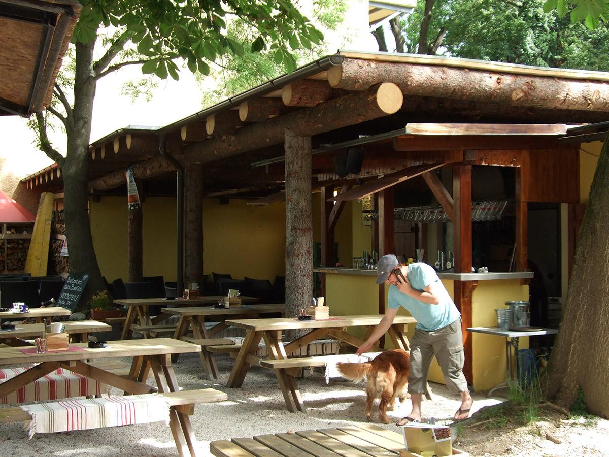 TerrassenUberdachung Holz Rund – Bvrao.com